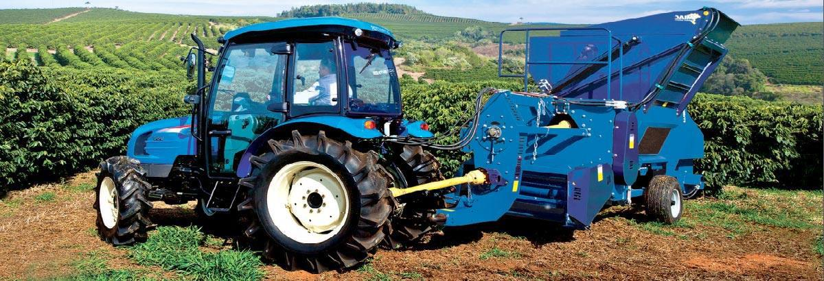 Arghavan Adineh is the Exclusive Representative Tractors of LS (South Korean) in Iran